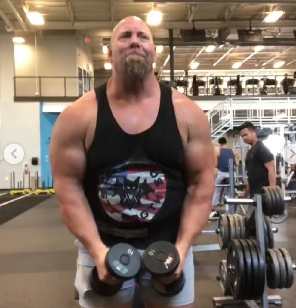 Strongman Nick Best on who's really the strongest man in history